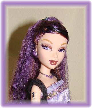 customized Fashion Doll Webring